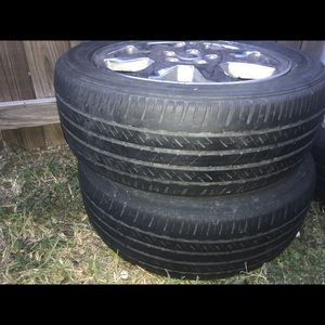 3 tires for 150 I have a 2007 Chevrolet Impala